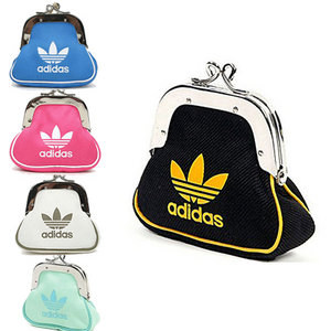 View Item Adidas Originals Trefoil Logo Small Purse Womens/Ladies