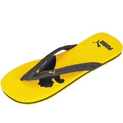 Puma Basic Cat Logo Flip Flops