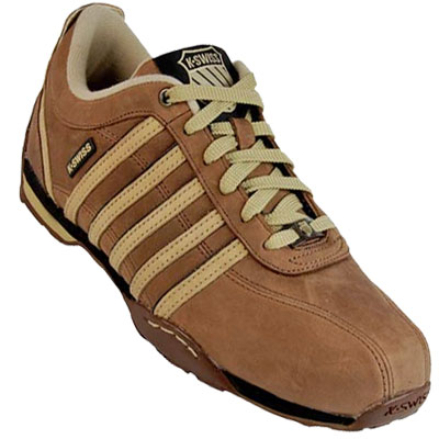 K-Swiss Arvee 1.5 Low Trainers Light Brown Mens Preview