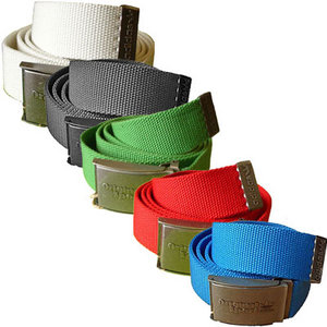 View Item Adidas Originals OS Sports Clasp Canvas Belt Mens One Size