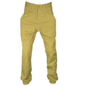 Soul Star Drop Crotch Chinos Trousers Sand Mens Waist Size