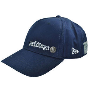 View Item Projekts Navy Blue Baseball Trucker Cap Mens One Size
