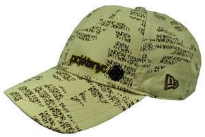 Projekts Scribble Beige Baseball Trucker Cap Mens NS