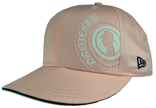 Projekts Badge Fitted Trucker Caps Mens - Baby Pink Preview