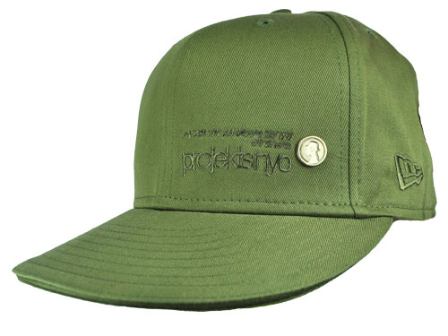 Projekts Basic Fitted Trucker Caps Mens - Khaki Green Preview