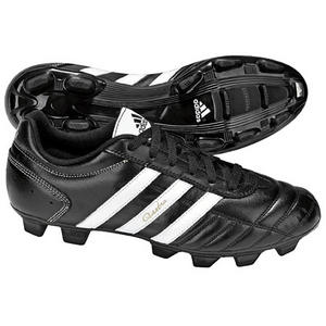 Adidas Questra III TRX FG Football Boots Black/White Mens Size