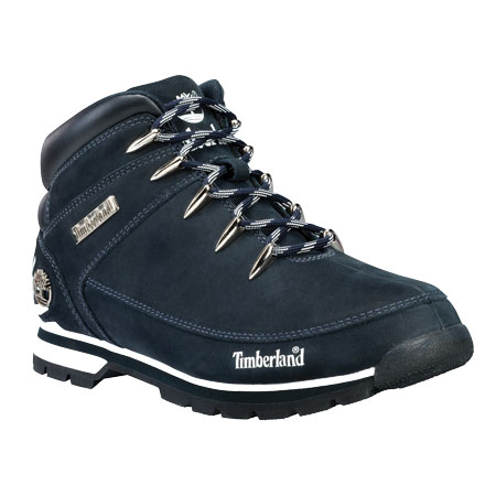 timberland sprint boots navy blue white mens size ebay