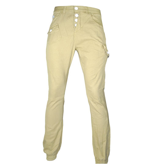 55Soul Force Carrot Fit Chino Trousers Pants Mens Waist Size