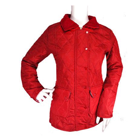 steppjacke damen winter gef ttert 36 42 blau rot schwarz kragen anorak jacke ebay. Black Bedroom Furniture Sets. Home Design Ideas