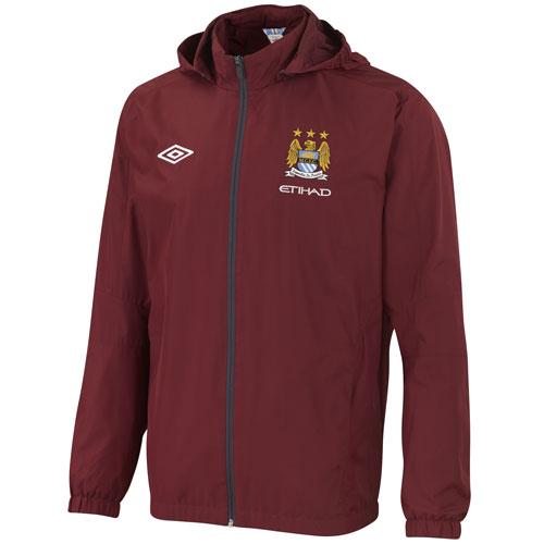 Manchester-City-FC-Training-Shower-FZ-Jacket-Zinfandel-Maroon-Mens-Size