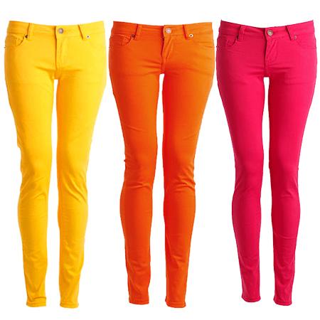 Unique James Jeans Plus Size Womens StretchCotton Cigarette Jeans