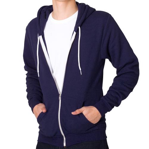Raiken Apparel Flex Fleece Full Zip Hoody Hooded Top Hoodie Mens Size XS to 3XL