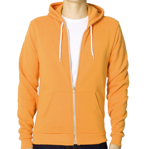 Raiken-Apparel-Flex-Fleece-Full-Zip-Hoody-Hooded-Top-Hoodie-Mens-Size-S-to-XL