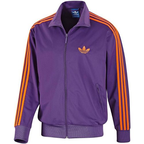 Adidas Originals Adicolor Firebird Full Zip Fleece Sweatshirt Top Mens Size Preview