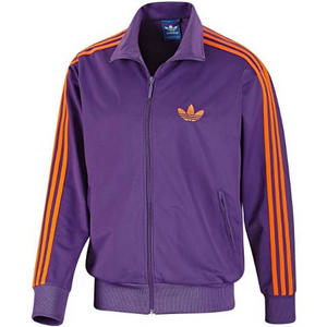 View Item Adidas Originals Adicolor Firebird Full Zip Fleece Sweatshirt Top Mens Size