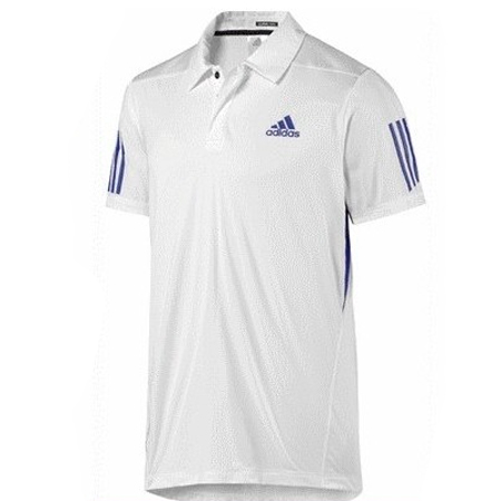 Adidas Cilmacool Barricade Traditional Basic Polo Shirt