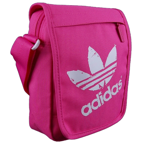 Buy pink adidas messenger bag   OFF63% Discounted 16f6433a0532c