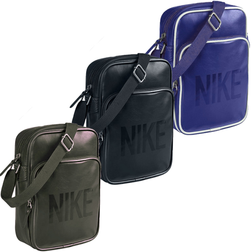 Nike Heritage AD Track Retro Sports Despatch Mini Messenger ...