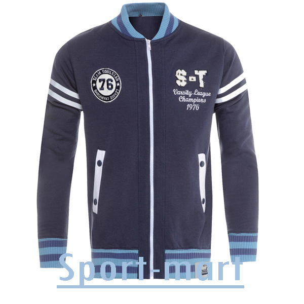 Soul-Star-Champion-Varsity-League-Baseball-Bomber-Jacket-Boys-Size