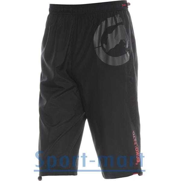 ecko unltd trinity hose 3 4 l nge sommer shorts herren. Black Bedroom Furniture Sets. Home Design Ideas