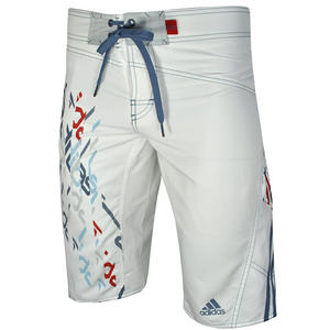 View Item Adidas Essentials Summer Swim Cargo Shorts White/Multi Mens Size S-XL