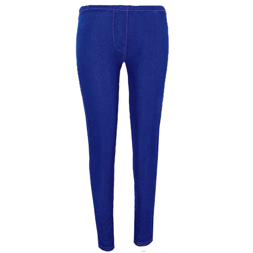 Ladies Full Length Slim Jeans Denim Jeggings Stretch Leggings Womens Size 8-14