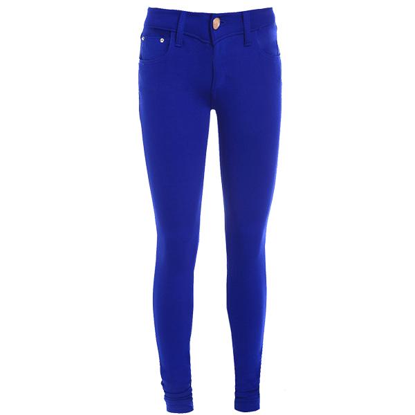 Colour-Pop-Ladies-Designer-Skinny-Jeans-Stretch-Denim-Jegging-Womens-Size-8-1