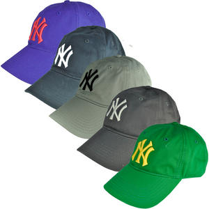 New Era NY Yankees Adjustable Velcro Baseball Caps Hats Mens One Size