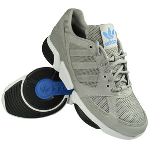 View Item Adidas Originals Mega Torsion RSP ll Trainers Grey/White Mens Size
