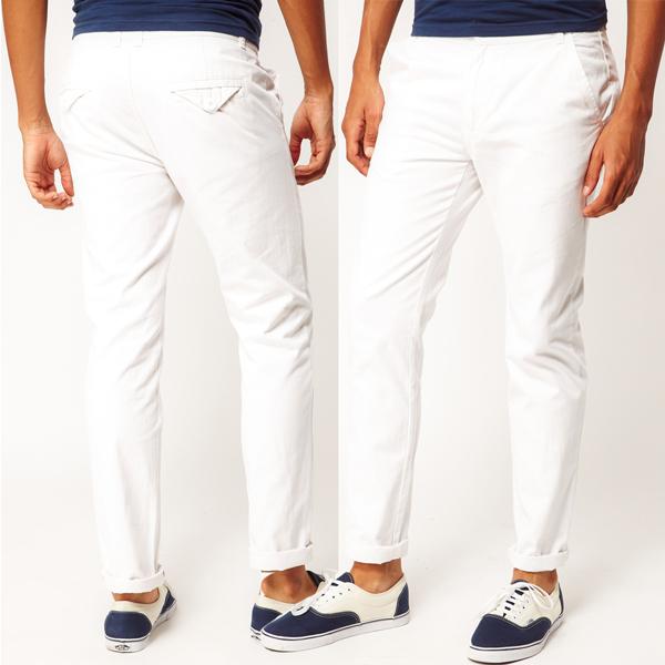 Bellfield-Slim-Fit-Open-Hem-Chinos-Jeans-Trousers-Mens-Size
