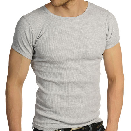 Find white ribbed tee shirts for men at ShopStyle. Shop the latest collection of white ribbed tee shirts for men from the most popular stores - all in.