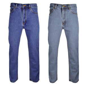 View Item Raiken Regular Fit, Straight Leg Denim Jeans Mens Waist Size W28 - W38