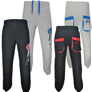 Ecko Crash Cuffed Fleece Jog Pants Bottoms Trousers Mens Size S - XXL