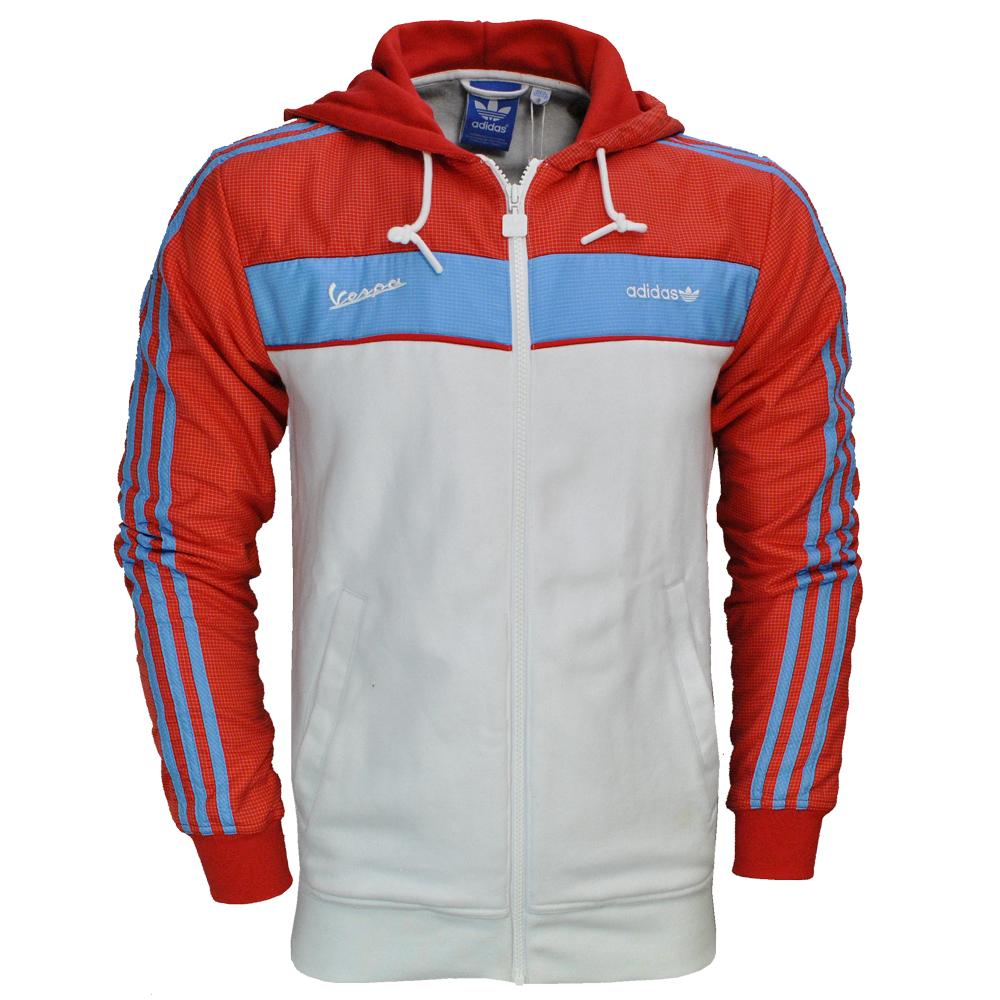 jaket adidas merah - photo #7