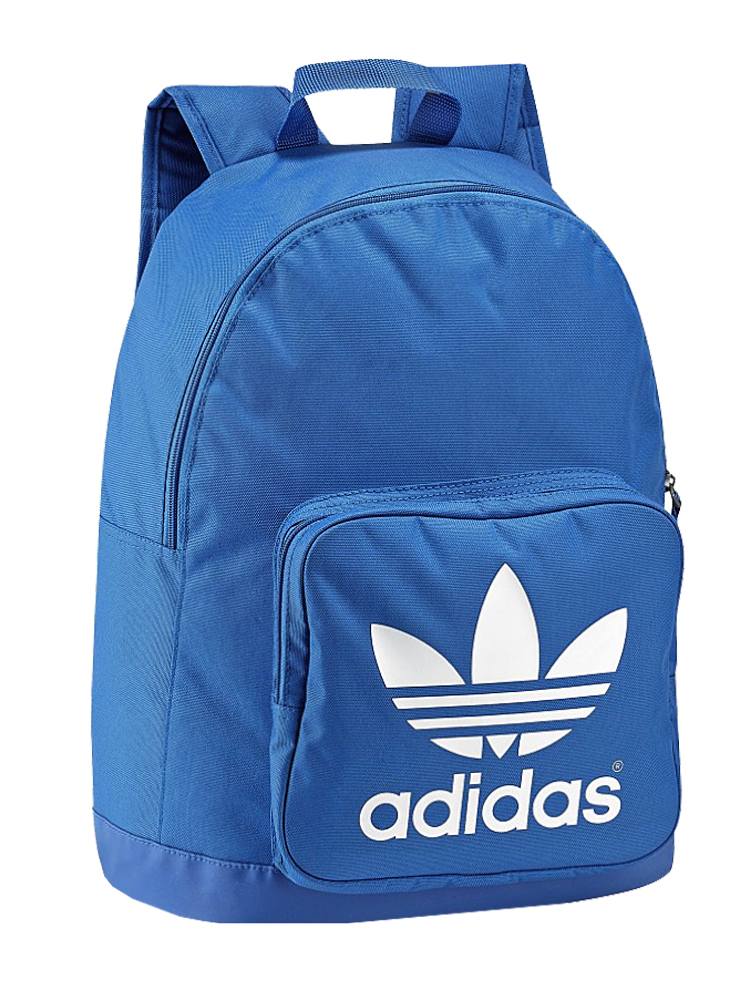 adidas originals classic blue shoulder backpack rucksack