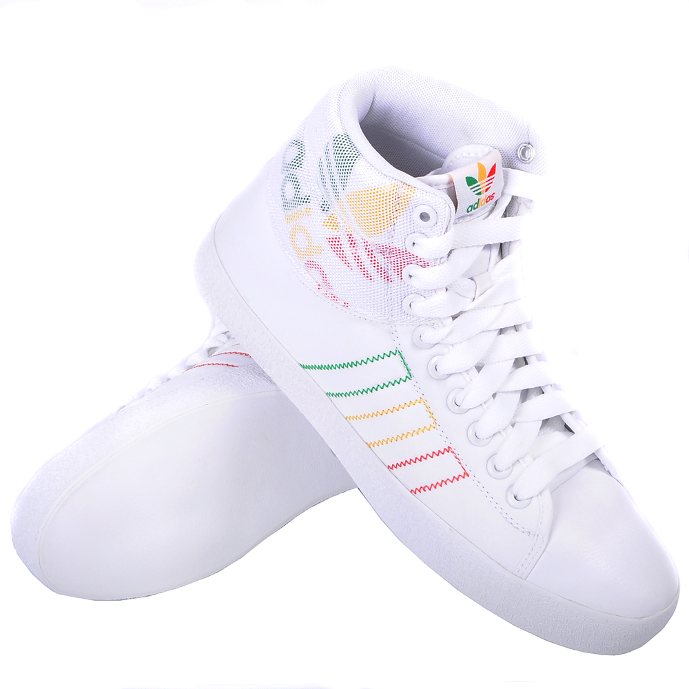 adidas originals indoor tennis mid leather trainers shoes