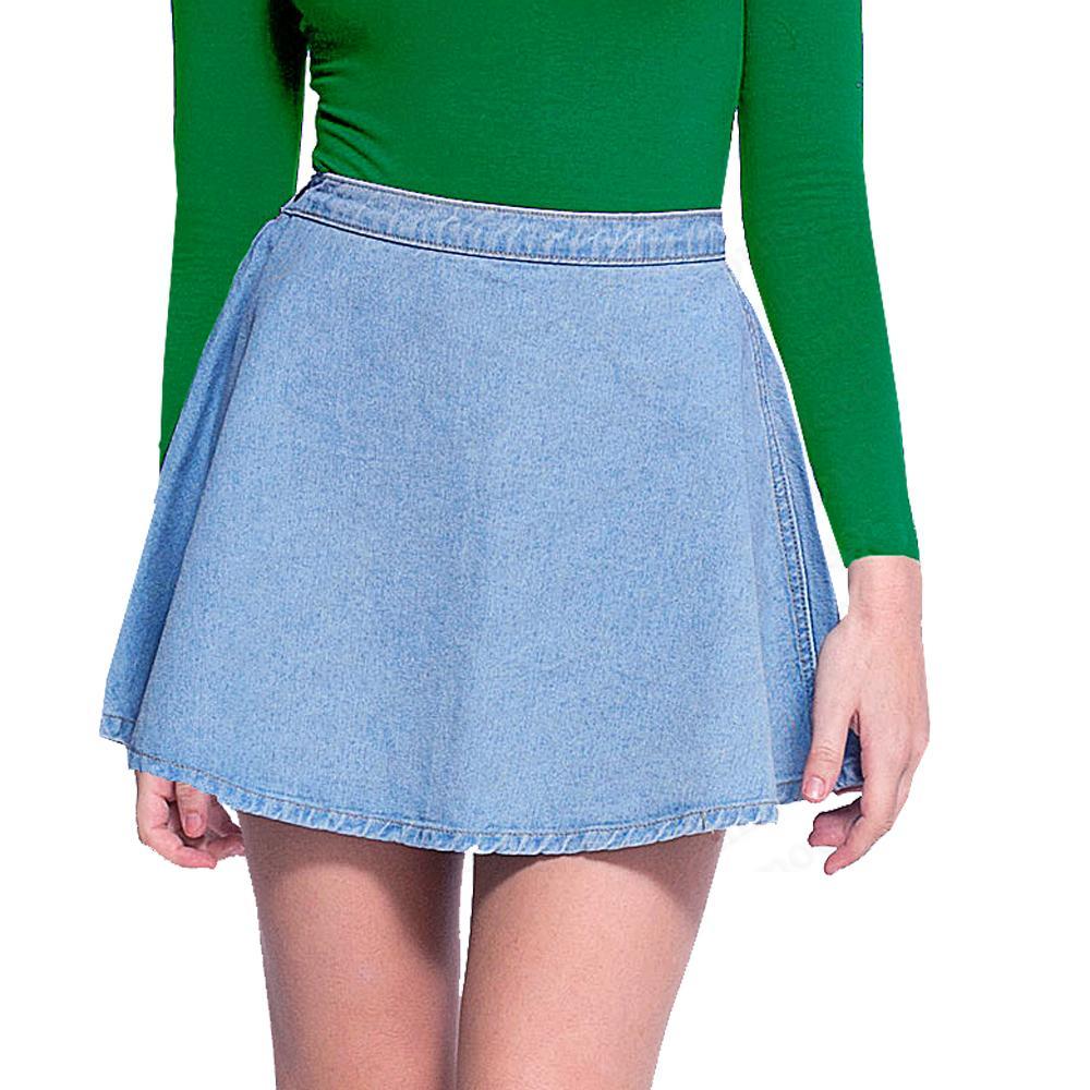 Denim Blue Skirt | Jill Dress