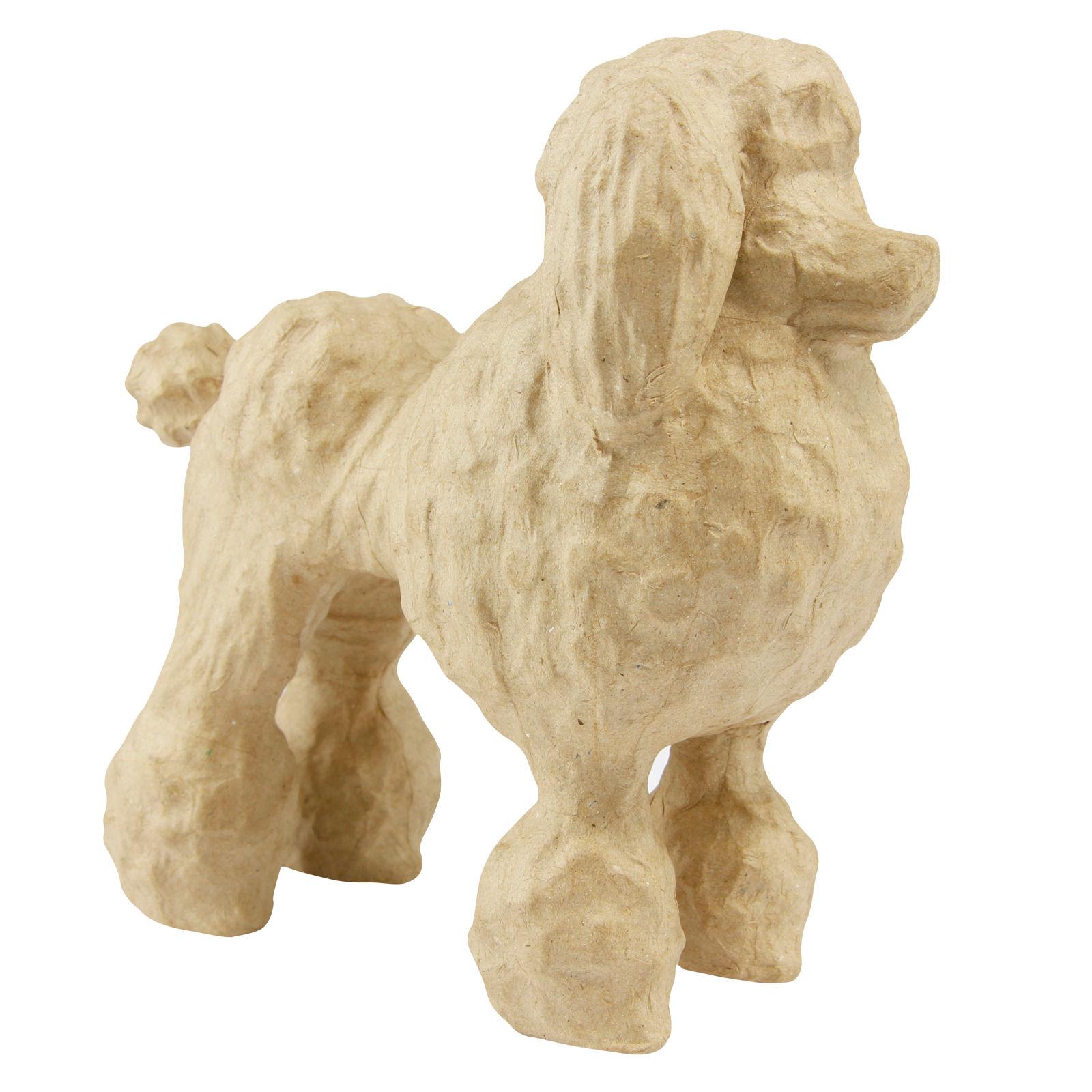 Decopatch decoupage papier mache animals small range ebay for Decopatch papier