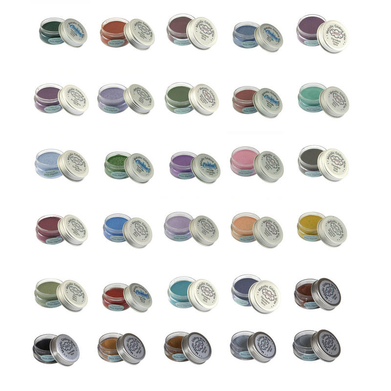 View Item Creative Expressions Coloured Gilding Wax - Phill Martin Designer Colours