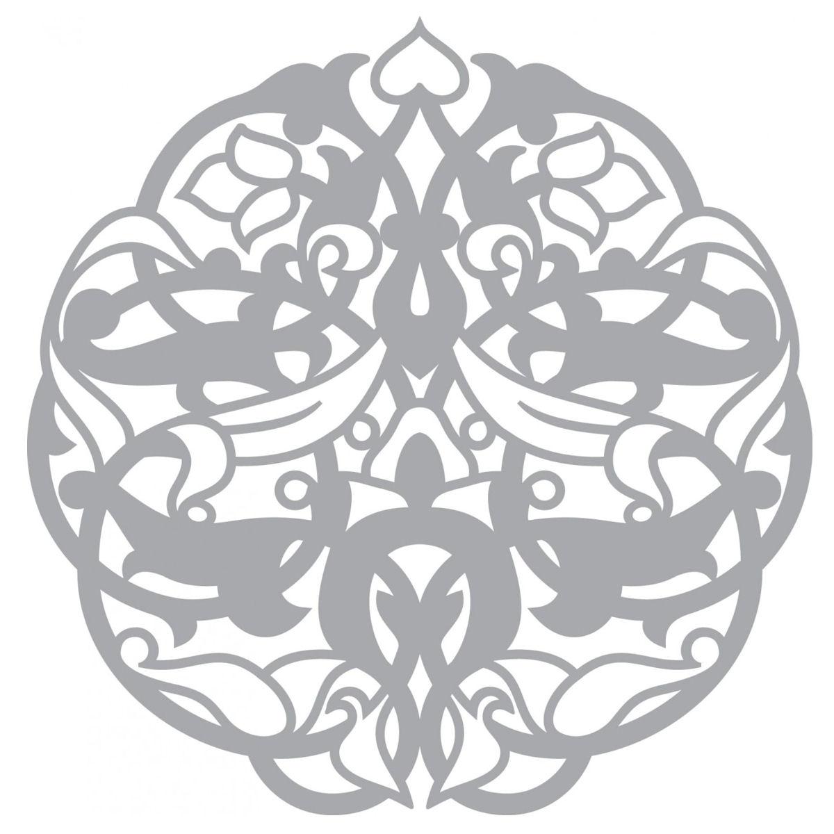 "Pronty Art Craft Mask Stencil 6"" x 6"""