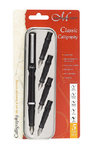 View Item Manuscript Classic Calligraphy Cartridge Pen 5 Nib Set Left Handed