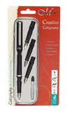 View Item Manuscript Creative Calligraphy Pen & 4 Nib Set