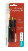 View Item Manuscript Calligraphy Beginners 3 Nib Pen Set Left Handed