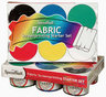 View Item Speedball Fabric Screen Printing Textile Ink Starter Kit