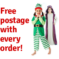 Free Postage and Packaging