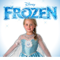 Frozen Fancy Dress Costumes