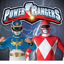 Power Rangers Fancy Dress Costumes