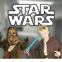 Star Wars Fancy Dress Costumes