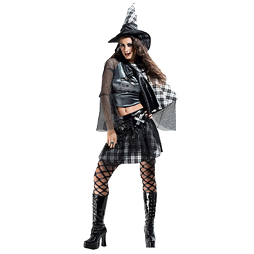 Adult-Ladies-Halloween-Fancy-Dress-Costume-Womens-Outfit-New-Sexy-Pretty-Wicked