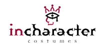 Incharachter Fancy Dress Costumes